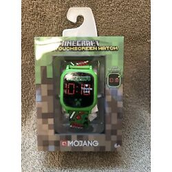 Kyпить Mojang Minecraft Accutime Touchscreen Watch на еВаy.соm