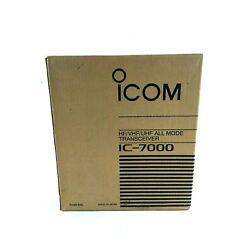 Kyпить Icom IC7000 HF/VHF/UHF All Mode Transceiver  NO MIC на еВаy.соm