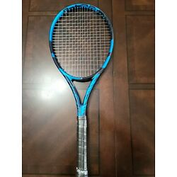 Kyпить Babolat Pure Drive PLUS 2021 3/8 grip. 9.5/10 condition на еВаy.соm