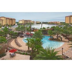 Kyпить Florida Vacation. - Wyndham BONNET CREEK 2 Bdrm Deluxe 4 nts July 6,7,8,9 Occ 4  на еВаy.соm
