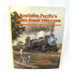 Kyпить Southern Pacific's Golden Empire 1954 1958 Photography Hungerford Railroad HC DJ на еВаy.соm