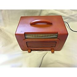 Kyпить VINTAGE BUTTERSCOTCH CATALIN TABLE RADIO на еВаy.соm