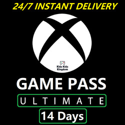 XBOX GAME PASS ULTIMATE 14 Days code (Live Gold + Game Pass) Fast Delivery