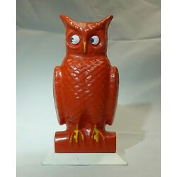 Kyпить Collectable Red Owl Bank is Very Rare на еВаy.соm