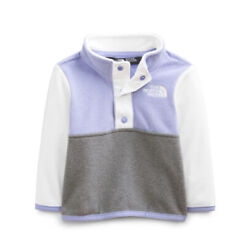 Kyпить NWT THE NORTH FACE INFANT GLACIER SNAP PULLOVER 18 MONTHS SWEET LAVENDER на еВаy.соm