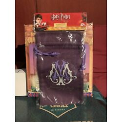 Rare Promo Japan Ministry Of Magic Bag Goblet Of Fire Harry Potter First Task