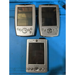 Dell Axim Lot - Two Axim X5's & One Axim X30 - WORKING - with cradles