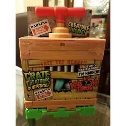 Crate Creatures Surprise Kaboom Box – Nanners Mix N Match Figure Creature,