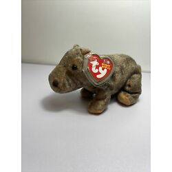 Ty Beanie Baby  - Tubbo the Hippo New With Tags!