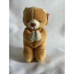 Hope Beanie Baby Ty 1998, 4213 Retired Collectors Item.  Mint, Tag Errors