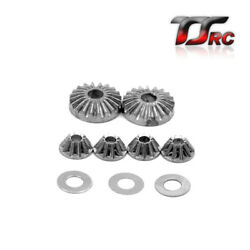 Metal Differential bevel gear set for 1/5 scale FS racing/REELY RC Car GAS PARTS