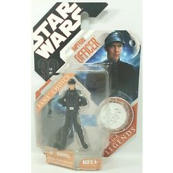 STAR WARS 30th Fan's Choice IMPERIAL OFFICER Action Figure Toy 2007 Saga Legends