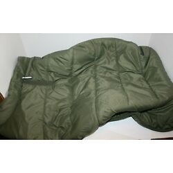 Boots & Barkley Army Green Puffer Fleece Lined Dog Jacket - XS or XL