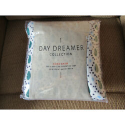 Anthropologie Sham (Euro) Day Dreamer Collection  New in package!