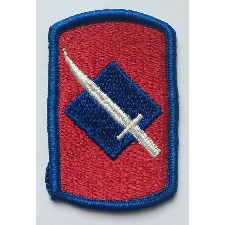 img-US ARMY PATCH 39th Infantry Brigade Colour Class A Uniform Badge United States