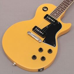 Epiphone Inspired by Gibson Les Paul Special TV Yellow
