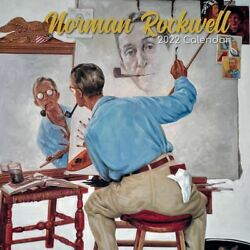 2022 Norman Rockwell - Square Wall Calendar