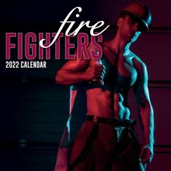 2022 Firefighters - Square Wall Calendar
