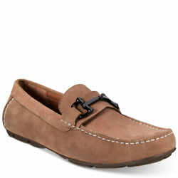 Alfani Mens James Suede Drivers Loafers 7 M MSRP 79.99 New