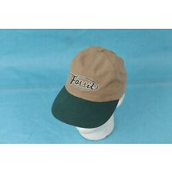 VINTAGE 90's DEADSTOCK FOSSIL WATCH COLLECTORS BASEBALL HAT CAP