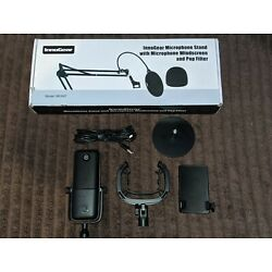 Elgato Wave 3 Kit W/ Pop Filter, Shock-mount and Boom Arm