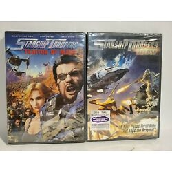 Starship Troopers: Invasion  & Traitor of Mars (DVD)