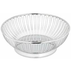 Alessi - Wire Centerpiece Fruit Basket in 18/10 Stainless Steel Polished