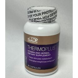 Advocare THERMOPLUS Vitamin And Herbal Supplement 90 Capsules *PLEASE READ*