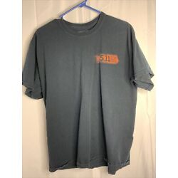 5.11 Tactical T Shirt Medium Large Fire Fighter /Rescue