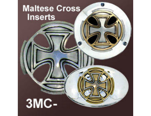 Maltese Cross Air Cleaner : Indian drifter harley air filter cover emblems maltese
