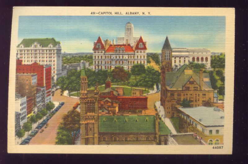 Albany new york vintage
