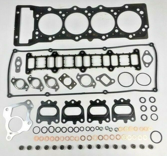 head gasket set fits mitsubishi shogun pajero challenger 3. Black Bedroom Furniture Sets. Home Design Ideas