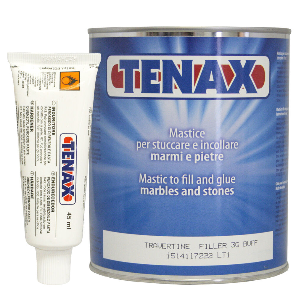 Travertine Filler 1 Liter From Tenax Ebay