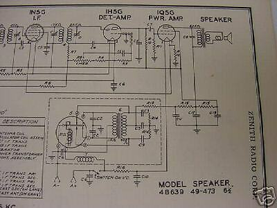 250891 Old Inter  Guitar   Project 3 further Transistor output Stages2 furthermore Ice Maker Schematic Diagram furthermore 380785794417 together with Belmont 5240 July 1948 Radio News. on philco radio schematics