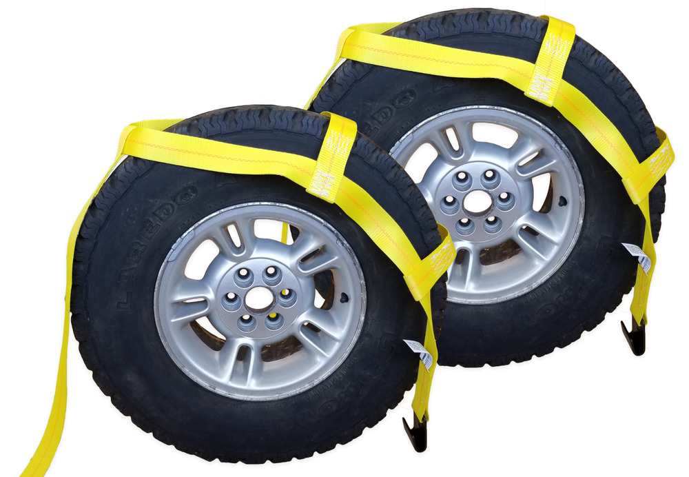 Tow dolly hook up