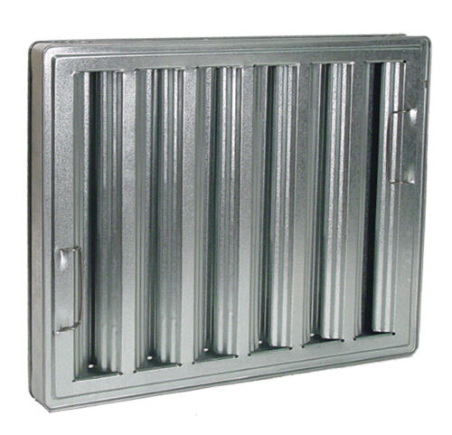 Kitchen Hood Filters ~ Exhaust hood grease filter baffle galvanized ebay