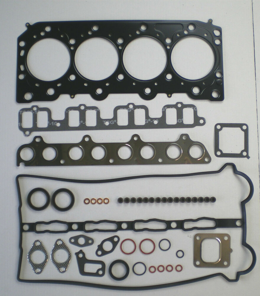 head gasket set fits kia sedona carnival 2 9 2 9td 2 9tdi. Black Bedroom Furniture Sets. Home Design Ideas