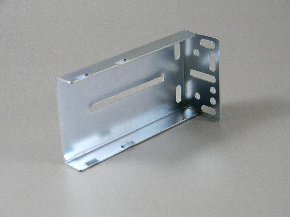 2 Drawer Slide Rear Mounting Brackets Kv 8403 Ebay