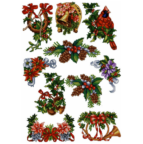 Abc designs timeless christmas cross stitch machine for Embroidery office design 7 5 full
