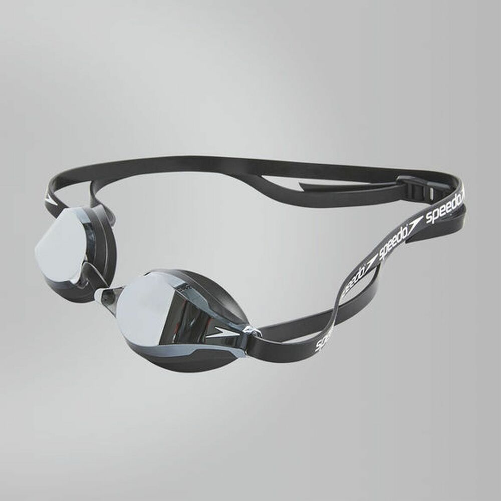 Details about SPEEDO FASTSKIN SPEEDSOCKET 2 MIRROR SWIMMING GOGGLES BLACK  COMPETITION RACING 27f19547c