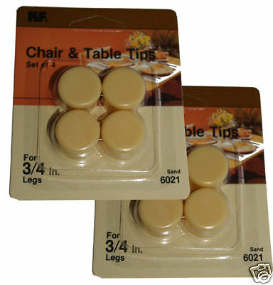 furniture chair table floor protectors plastic leg tips. Black Bedroom Furniture Sets. Home Design Ideas