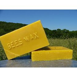 Kyпить 1 Pound Pure Beeswax~ Yellow Bees Wax~SHIPPING DISCOUNT на еВаy.соm