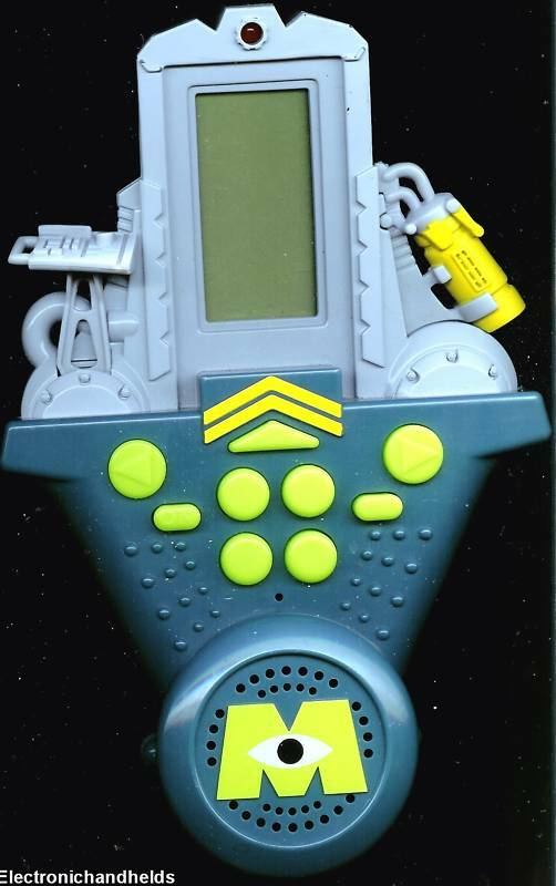 Best Disney Toys And Games For Kids : Hasbro disney monsters inc electronic handheld video game