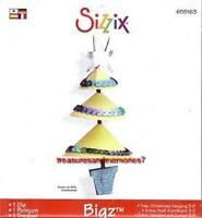 Sizzix Bigz TREE CHRISTMAS HANGING 3-D 655163 Last One!