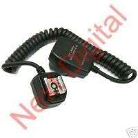 3M E-TTL Off Camera FLASH sync Cable Cord fo CANON