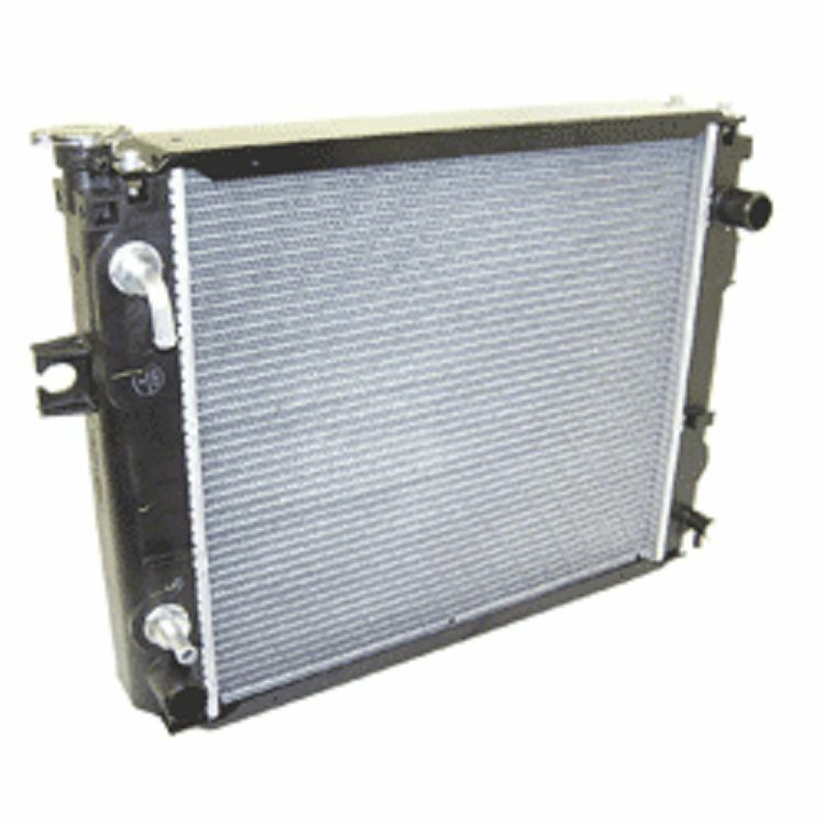 Radiator Yale Part 014495250 New Ebay