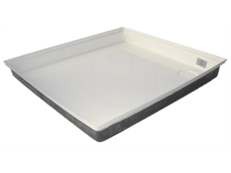 Rv Shower Pan Tub Base Floor Camper Bathroom Sp100pw Ebay