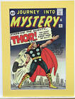 JOURNEY INTO MYSTERY 89 Pinup Poster Frame Ready Marvel