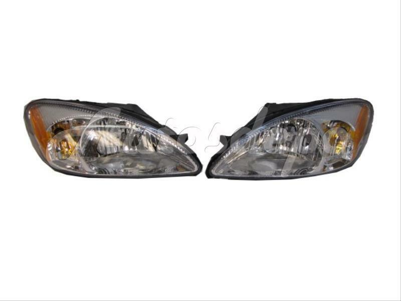 00 06 05 04 03 02 01 FORD TAURUS HEADLIGHT HEADLAMP 2