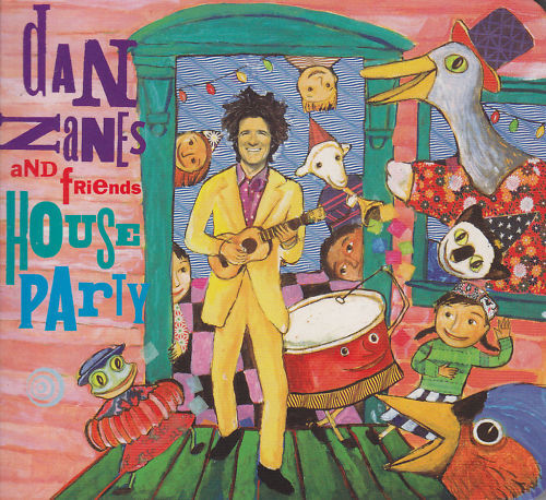 Dan zanes and friends 2003 house party tv show music 20 for House music 2003